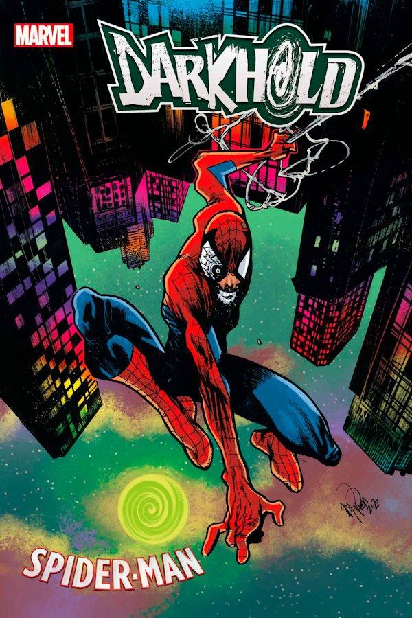Darkhold Spider-Man