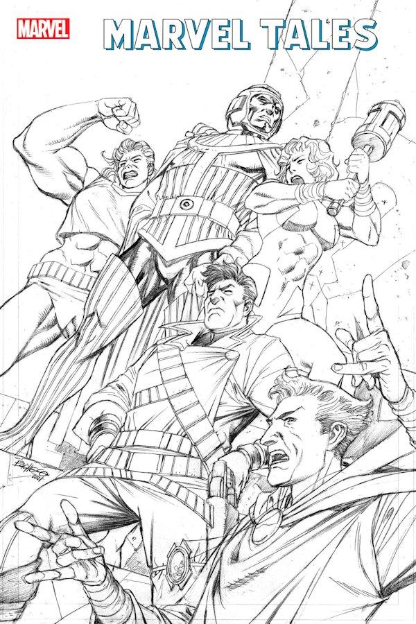 Last Avengers Story Marvel Tales