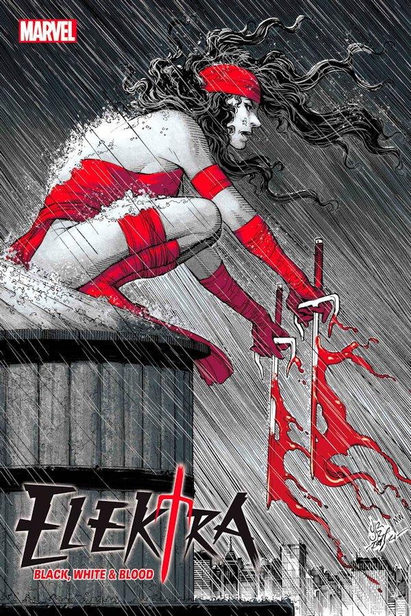 Elektra Black White And Blood