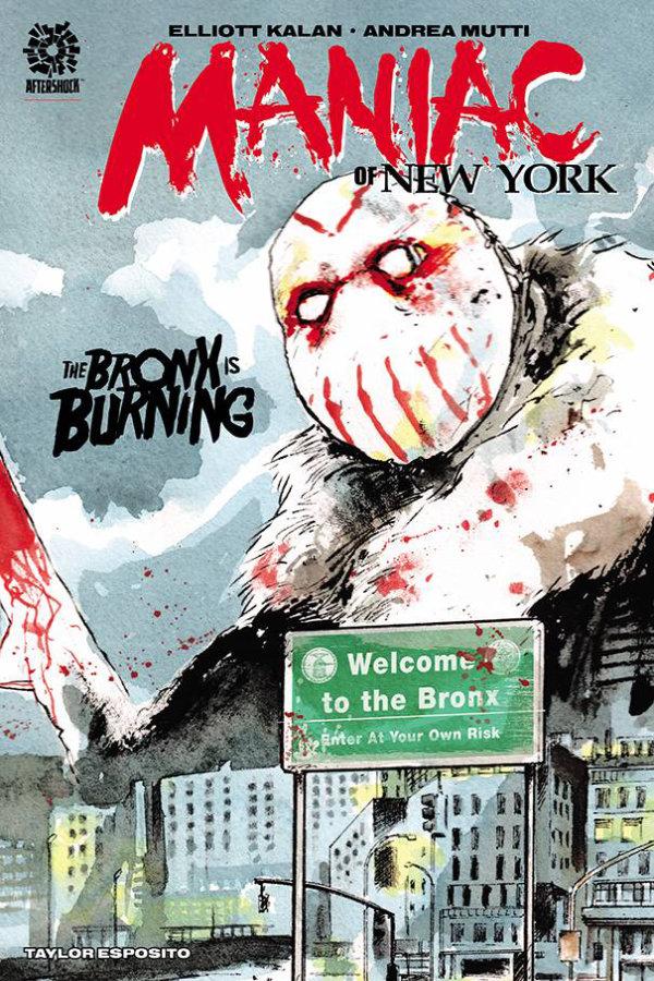 Maniac of New York: Bronx Burning