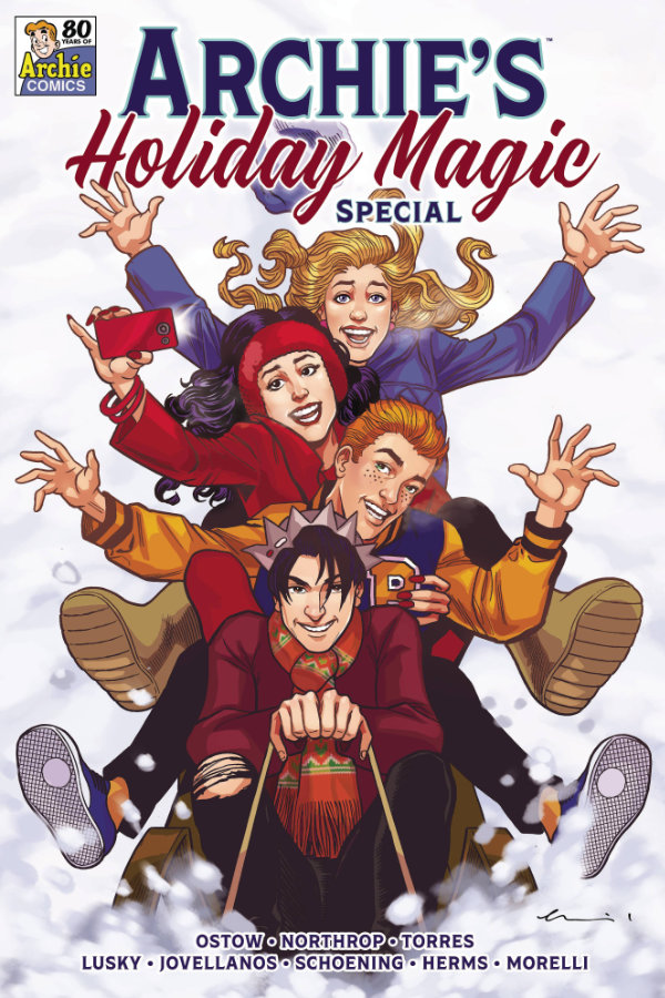 Archie's Holiday Magic Special