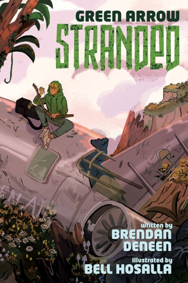 Green Arrow Stranded (Graphic Novel)