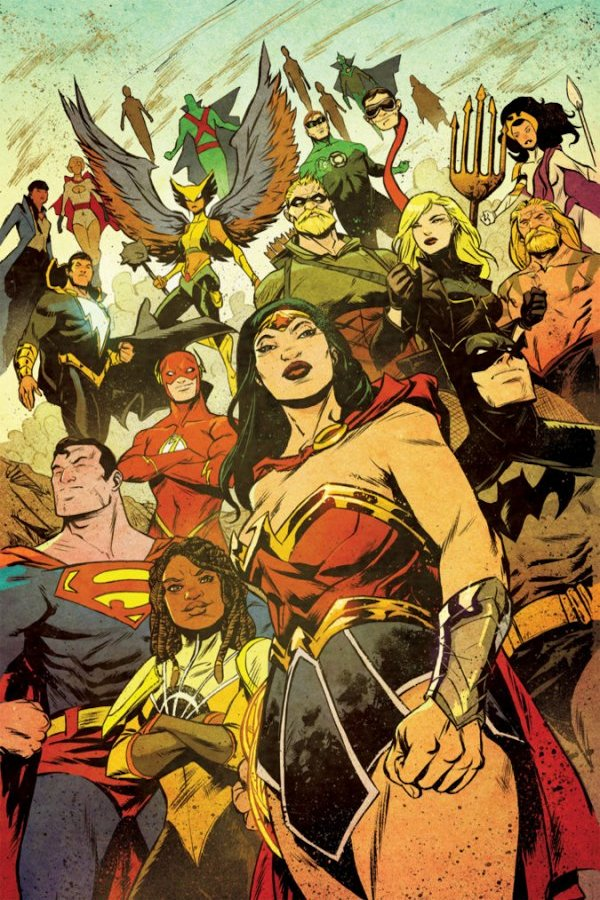 Justice League 2021 Annual