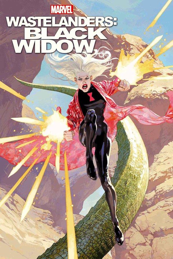 Wastelanders Black Widow