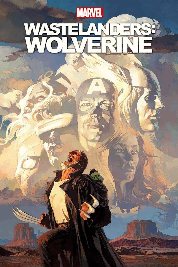 Wastelanders Wolverine