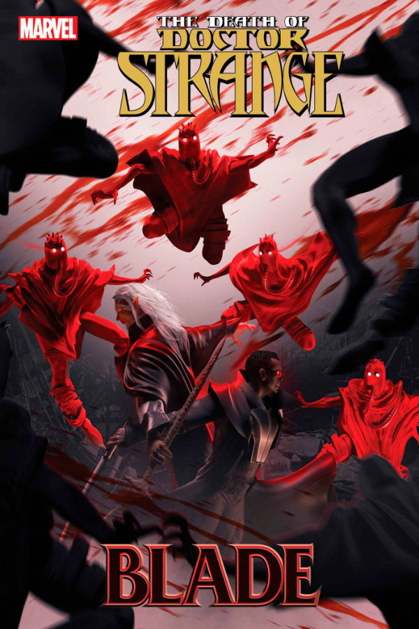 Death of Doctor Strange: Blade