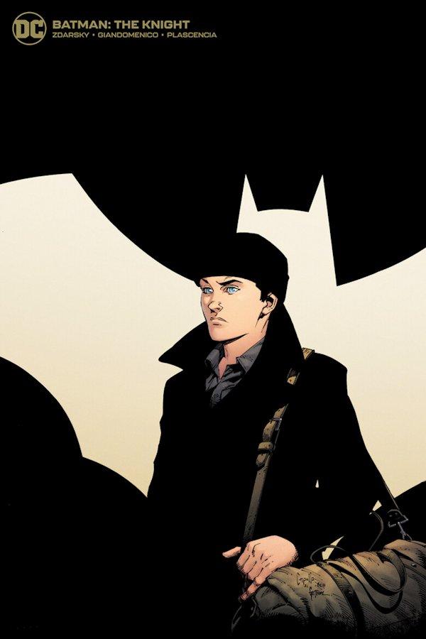 Batman The Knight