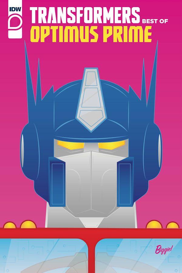 Transformers Best Of Optimus Prime