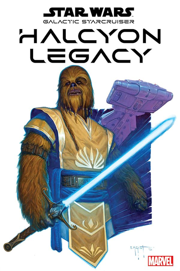 Star Wars The Halcyon Legacy