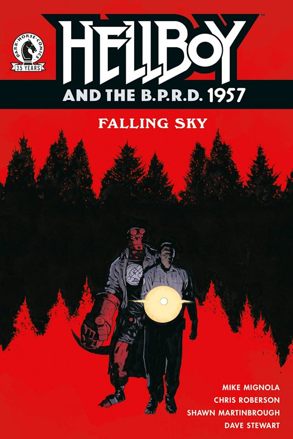 Hellboy and the BPRD 1957 Falling Sky