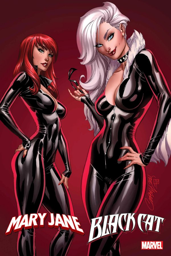 Mary Jane Black Cat Beyond