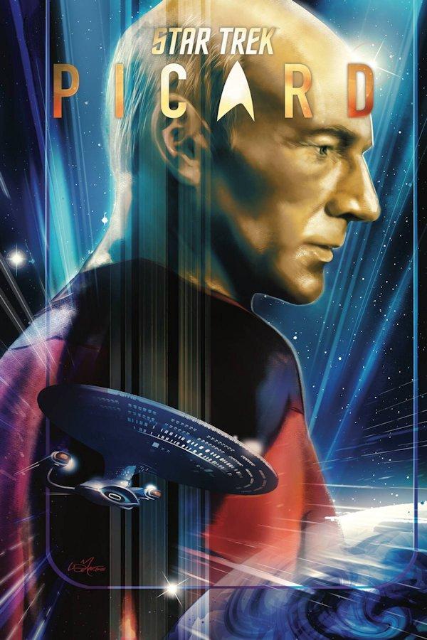 Star Trek The Next Generation Best Of Picard