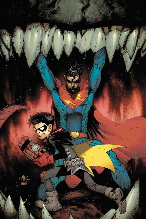 Superman & Robin Special