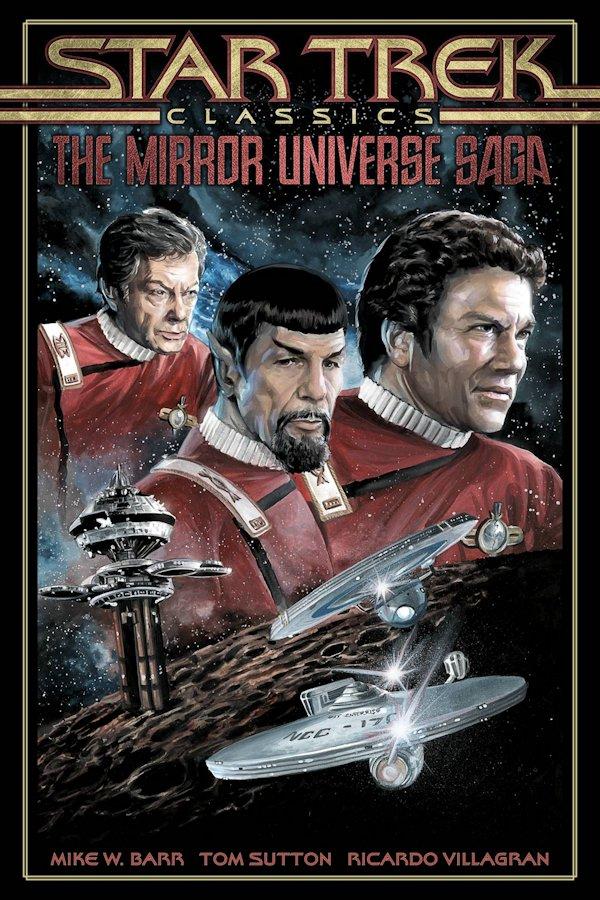 Star Trek Classics The Mirror Universe Saga (Graphic Novel)