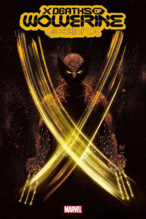 X Deaths Of Wolverine