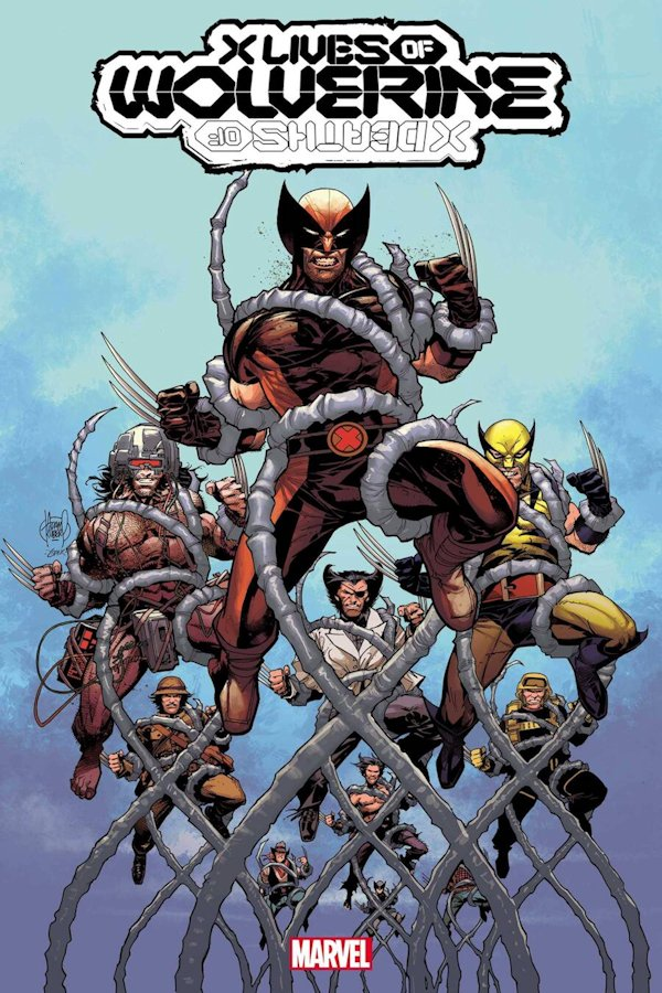 X Lives Of Wolverine